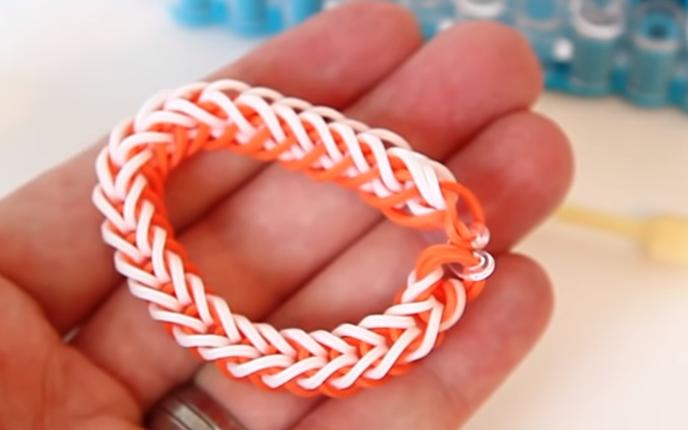 bracelet-double-tresse
